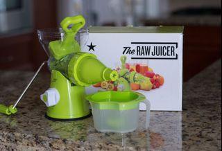 The Raw Juicer Handheld Juicer