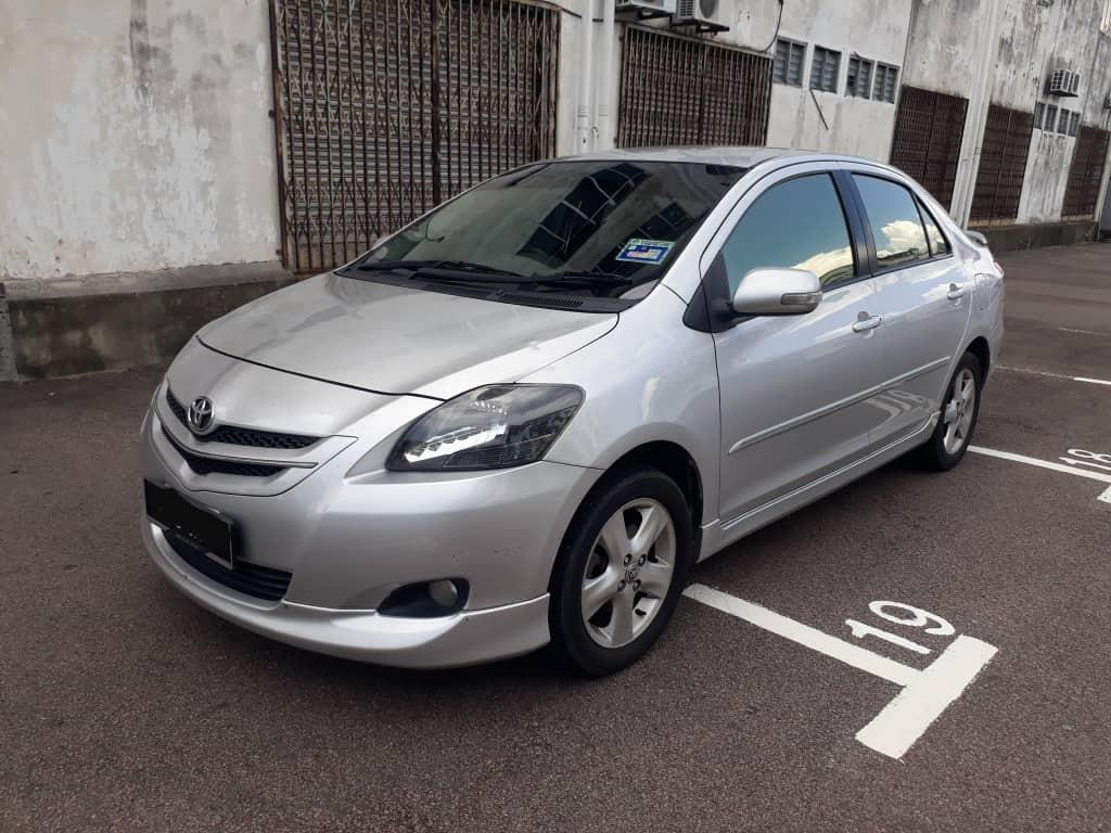 TOYOTA VIOS 1.5 S (A) 2008, 4 Disc Brake, 15 inch Sport Rim, Direct Owner, Engine Oil just change, RoadTax just Renew