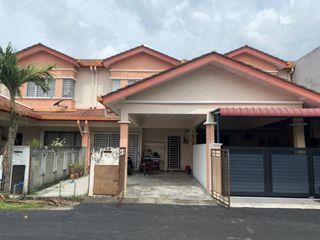 [WTS] Double Storey Taman Desa Permai 3 Meru Klang