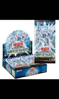 YGO booster box
