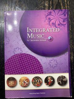 90%新Integrated Music For Secondary School3
