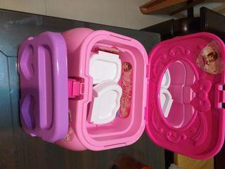 孩子的夢幻化妝箱