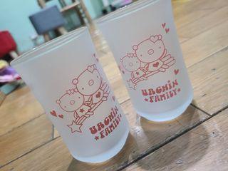 可愛小豬對杯