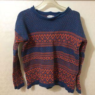 東京著衣毛衣 寬鬆毛衣 針織