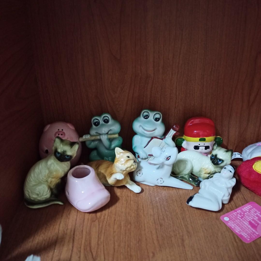 陶瓷擺飾 動物擺飾