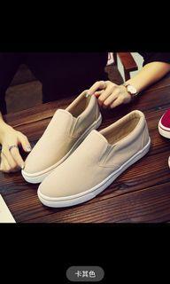 男女 合穿 方便鞋 布鞋