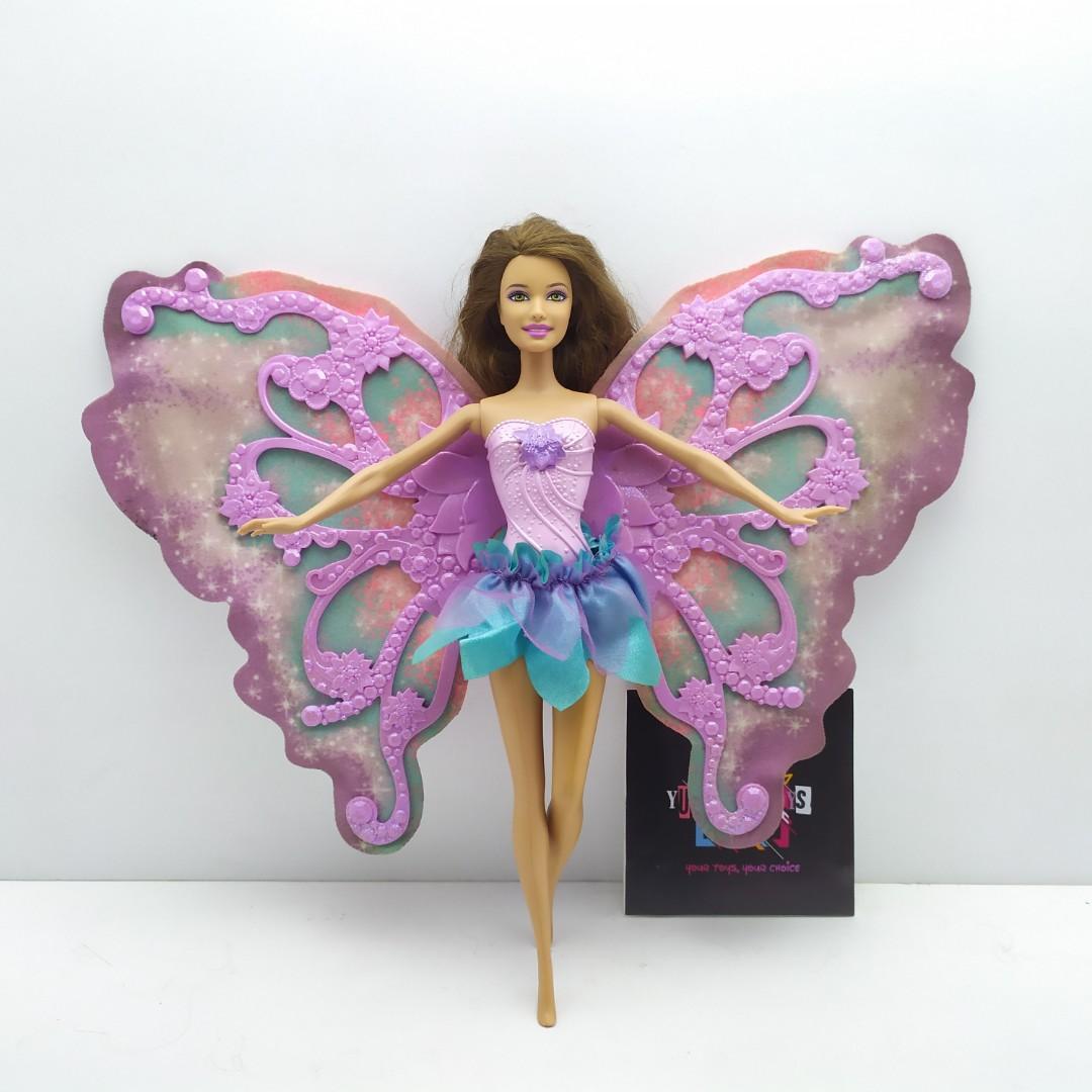 Barbie Flower and Flutter Fairy Teresa