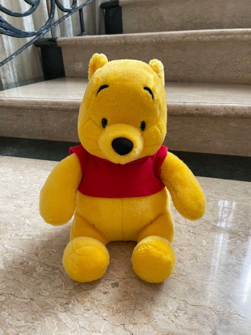 Boneka disney Winnie The Pooh original Tokyo Disney