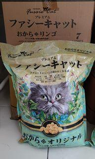 Cat litter soya tofu, not tier cage carrier bags condo house