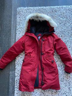 Custom Berry Red - Canada Goose Womens