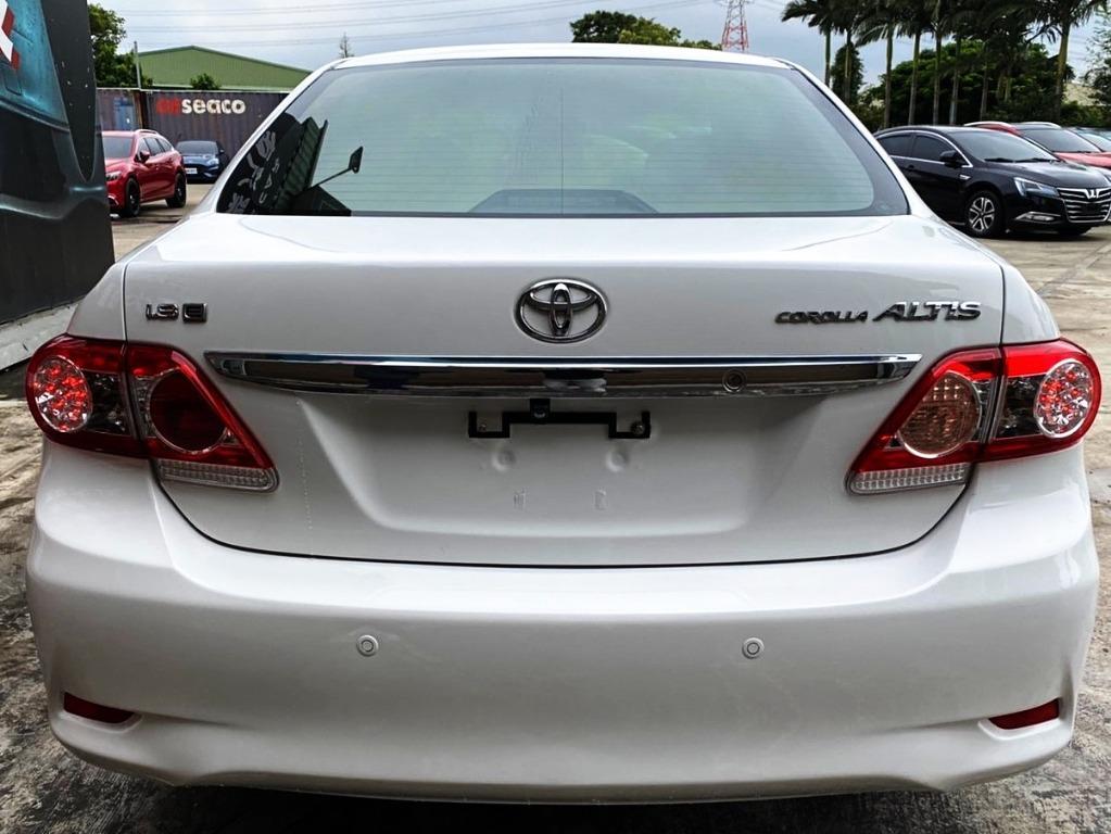 👉FB收尋:阿魁嚴選中古車👈2013 Toyota Corolla Altis 1.8 E❗頂級款❗0元牽車❗高期數❗低月付❗客制改裝❗輕鬆把🚗牽回家❤️