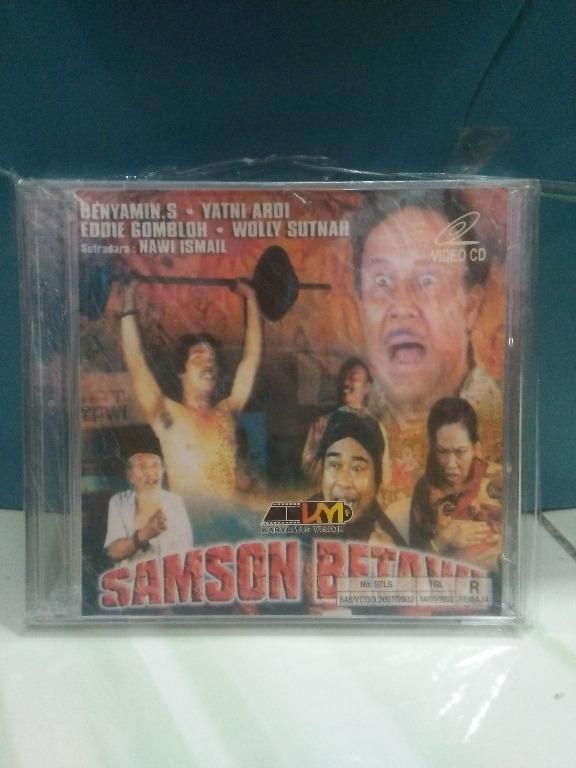 Film Benyamin - Samson Betawi