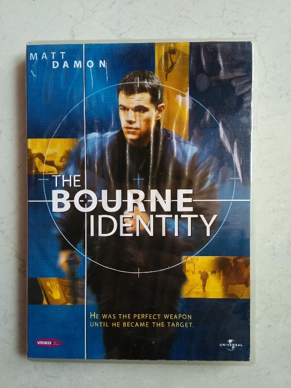 Film Original - The Bourne Identity