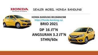 Harga Honda Brio Subang, Promo Honda Brio Subang, Kredit Honda Brio Subang