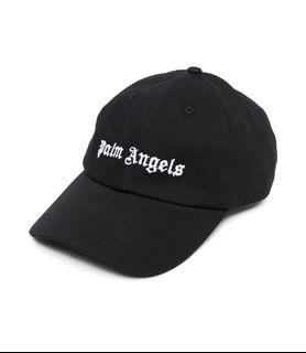 INSTOCK Palm Angels Embroided Logo Cap