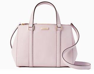 Kate Spade Purse -cute pink saffiano leather (Newbury Lane Small Loden)