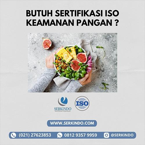 lembaga sertifikasi keamanan pangan