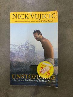 LIMITED EDITION - Life Without Limit(Nick Vujicic)