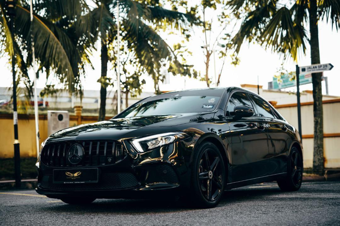 Mercedes A200 sedan