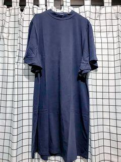 Minimal Midel Dress