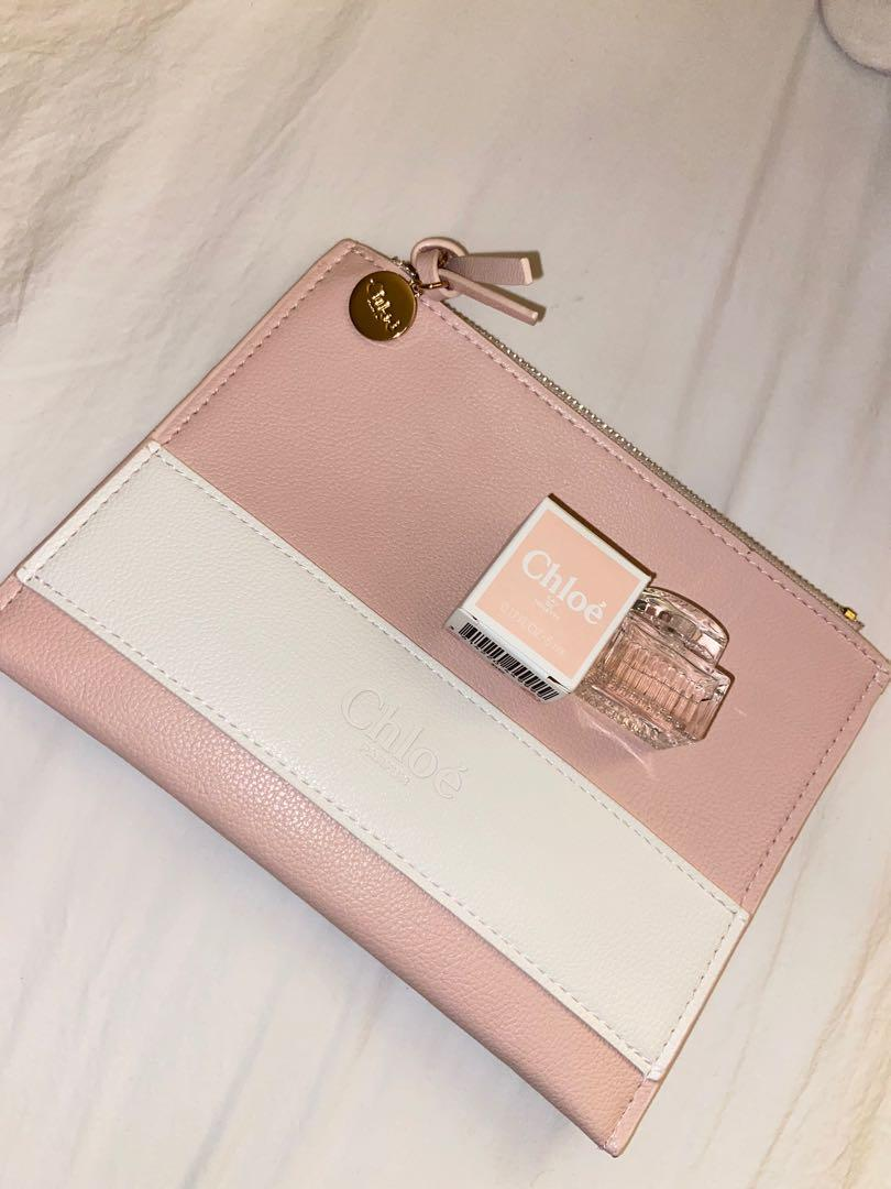 NEW Chloe Perfume & pouch