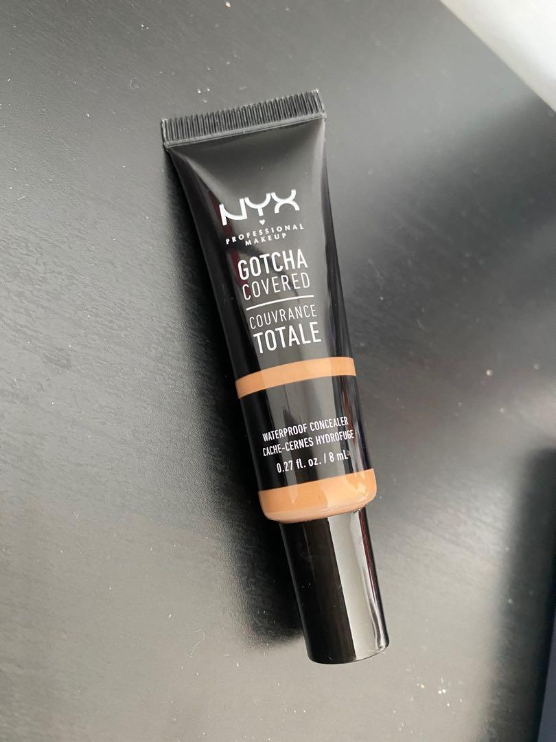 NYX concealer in Sand