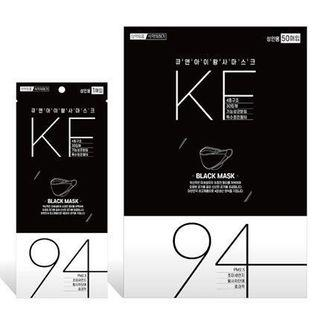 [SALE] KF94 KOREA BLACK FACE MASK QN1 KOREA