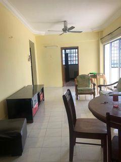 Sri Impian / Apartment / Larkin Perdana / JB Town / Low Deposit / Balcony / rumah sewa
