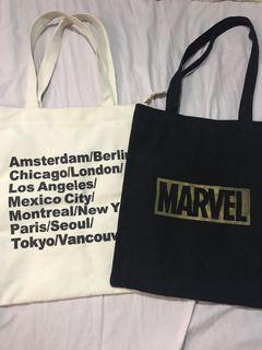 Tote Bags Bundle