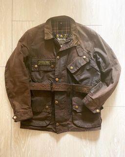 Vintage Barbour Wax International Jacket