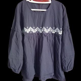 Zanzea Plus Size Long Sleeve Top