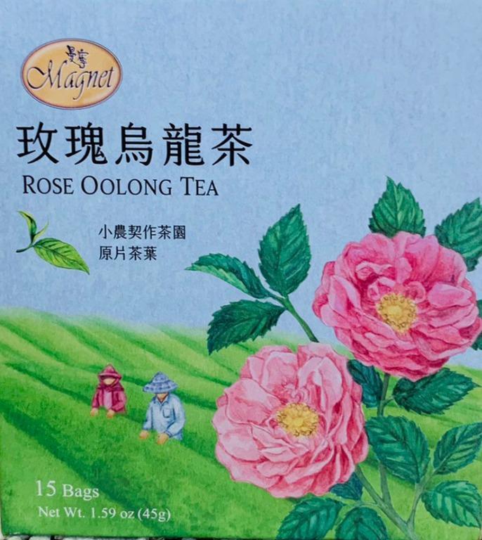 玫瑰烏龍茶3g*15包入
