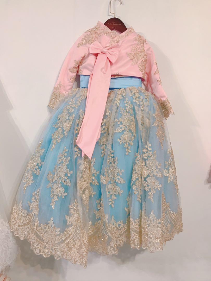 韓式/公主禮服