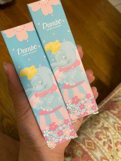 (全新)迪士尼春氛漾彩櫻花系列 護手霜小飛象
