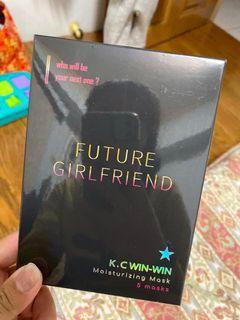(全新)未來女友面膜  KCwinwin 磁石面膜