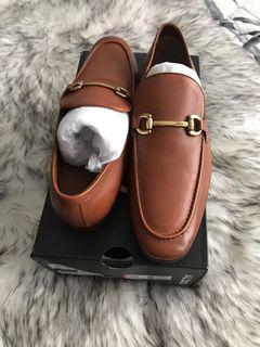 Aldo Formal Brown Shoes for men