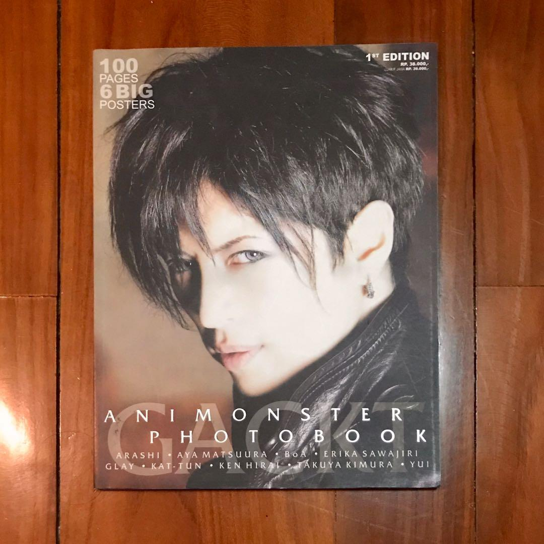 Animonster Photobook 1st Edition 100 Pages