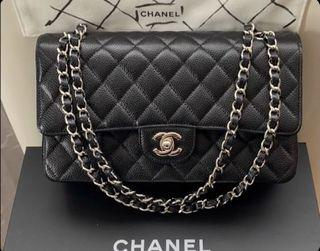 Authentic Chanel Classic Flap