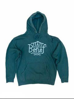 Belief NYC Army Green Hoodie 紐約滑板牌軍綠色帽T