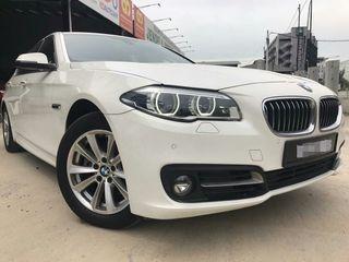 BMW 520i 2.0 F10 LCI CKD 2016 used