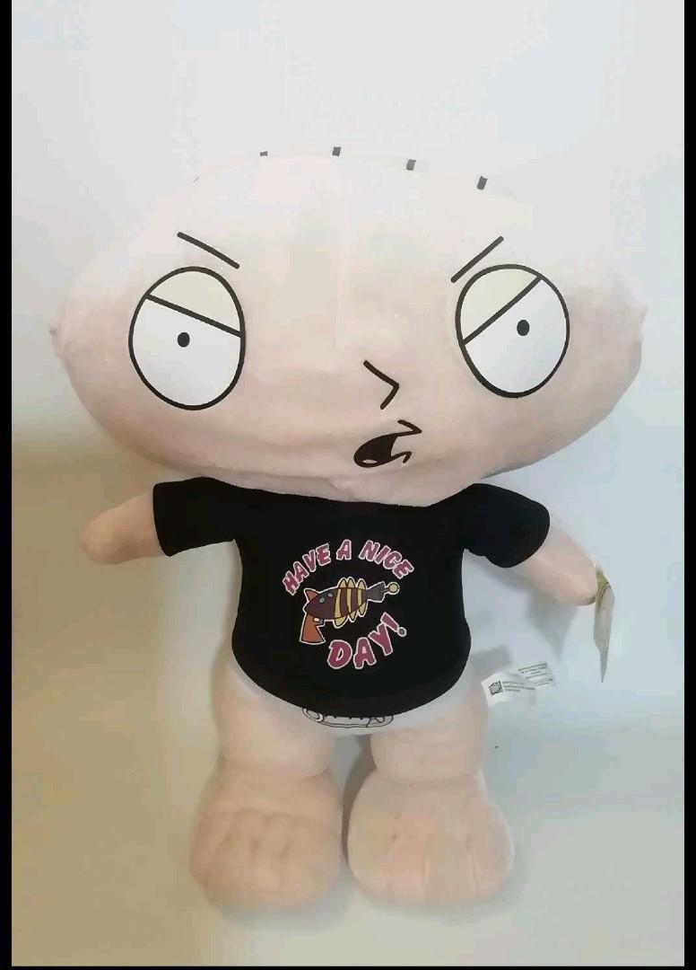 BNWT Stewie Griffin Plush Toy
