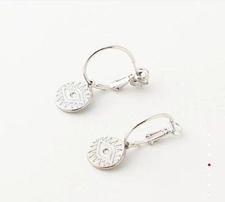 BONNY&READ 韓國 阿波羅之眼針式耳環