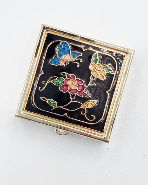 景泰藍方型旅行萬用盒C款(6色)