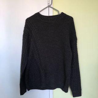 Dark grey sweater (M)