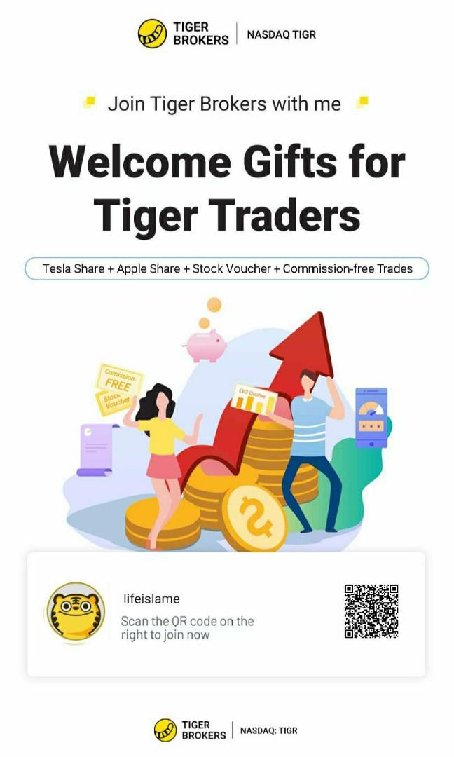 Earn up to 100 SGD stock voucher when you deposit 30k SGD with tiger broker