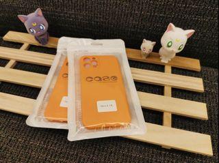 I phone 12pro霧面果色系列手機軟殼(鮮果橘🍊)