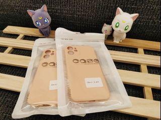 iPhone 12mini霧面果色系列手機軟殼 (寶寶粉🐷)