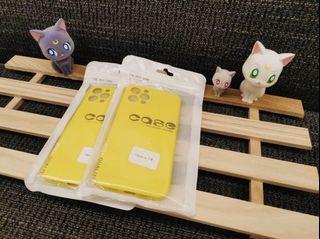 iPhone 12pro霧面果色系列手機軟殼(黃檸檬🍋)