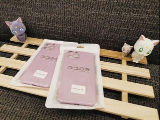 iPhone 12promax霧面果色系列手機軟殼 (薰衣草紫🎀)