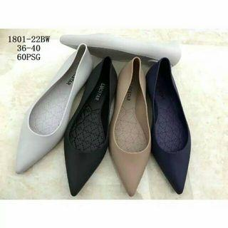 Jelly shoes grey size 38